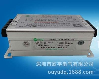 伺服专用变压器三相380V/三相220V